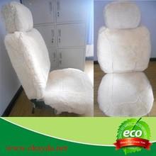 sheep fur car seat cover
