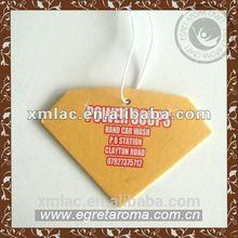 wholesale paper type citronella car air freshner