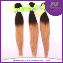 Newness 2014 new arrival hair design brazilian fusion hair extension