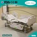 New conçu lit double lit d'hôpital de soins infirmiers