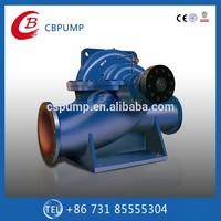 SAP Big Capacity Double Suction Horizontal Split Case Centrifugal Water Pump