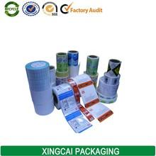 Adhesive UV ink paper sticker label guangzhou