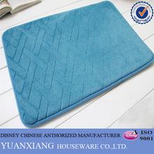 Hot Fashion Coral Fleece royal blue carpet