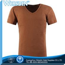 200 grams hot sale polyester/cotton cotton soft children tshirt manufactures