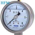 diaphragm pressure gauge pressure gauge manometer on sale