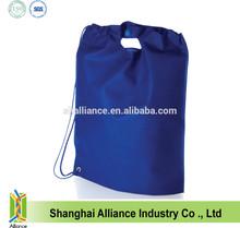 nylon polyester drawstring laundry bag