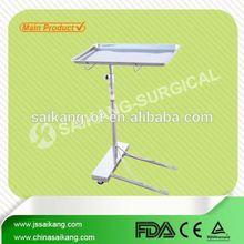 SKH037-4 mayo instrument nursing trolley
