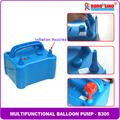 b305 dos boquillas digital de la máquina del globo para inflar globos