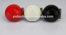 Portable foldable mini ball speaker, no need power mini speaker, no electric speaker