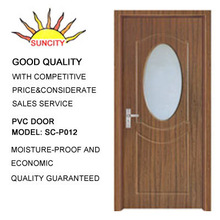 2014 top quality India design interior entrance solid wooden door made in China for sale SC-P012