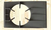 cast iron single burner gas hob spare parts