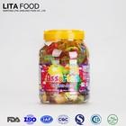 Candy Jelly Fruits, Candy Jelly Jar, Jelly Confectionery Jar