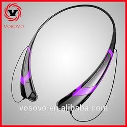 Fashion Cheap Wireless hbs-760 Neckband V4.0 Bluetooth the Headphone Stereo