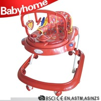 2014 new design walking assistant cheap big baby walkers