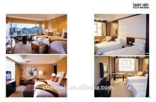 Hotel bedroom furniture design 0445-46