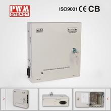 christmas light power supply 12v multiple output power supply for CCTV camera 60w