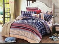 five stars strip boy good quality children bedding sets
