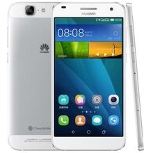 Original Huawei Ascend G7 5.5 Inch IPS LTPS Display Screen, EMUI 3.0 2G RAM+16G ROM Smart Phone, Quad Core 1.2 GHz