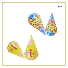 Delicate Birthday Party Paper Hats On Sale,Enjoy The Party Time