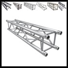 outdoor aluminum stage roof truss and floor system