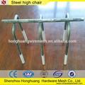 construção usado material metal multi perna de suporte de aço vergalhão de concreto spacer