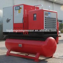 Favorite Modern double air screw compressor