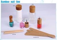 large plastic pe bottle nail polishi bottle 100ml/120ml nail polish remover bottle