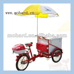 cargo box tricycle no electic tricycle in hot sale MH-064