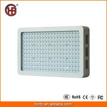 Nine band high powr 600W LED grow light 200*3W