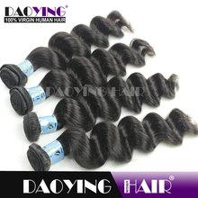 5aaaaa peruvian hair extension, humain hair