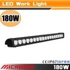 Unique top sell 12v 180w led bar / work light