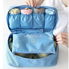 Travel Drawer Dividers Closet Organizers Foldable Bra Underwear Storage Travel Bag