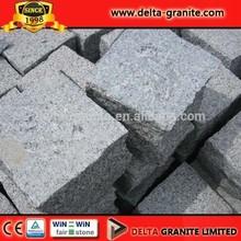 wholesale natural G341 gray China granite paving