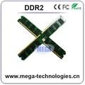 Aplicaciones de escritorio y DDR2 tipo 4 gb DDR2 escritorio del ordenador de memoria / ram