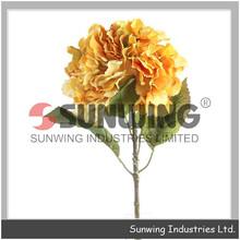 decorative artificial flower ball, centerpieces for wedding artificial flower, real look artificial flower