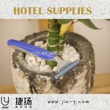 Double edge razor blade platinum High quality disposable hotel razor High quality double edge razor blade