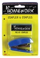 A+homework stampa fiocco cucitrice libro di fogna