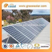 Best price per watt solar panels solar items rack mount bracket