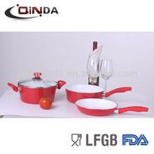 la sera cookware non-stick ceramic coating cookware sets