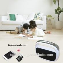 New arriving fashion best vibration bluetooth speaker