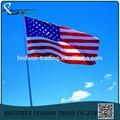 gedruckt amerikanische flagge stoff