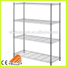 Warehouse steel kitchen dish rack, tree wine rack ,organizer shelf for books for storage