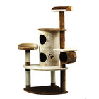 BSCI QQfactory cat scratching post / cat furniture / mdern cat furniture with ISO & SGS
