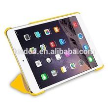 TETDED Premium Leather Case for Apple iPad mini 3 -- Quimper (LC: Yellow)
