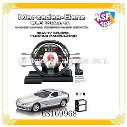 Authorised 1:18 Mercedes Benz Slr Mclaern R199 R/C Car