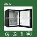 Silencioso geladeira de 25l para 40l mini-bar absorção geladeira frigobar com chave