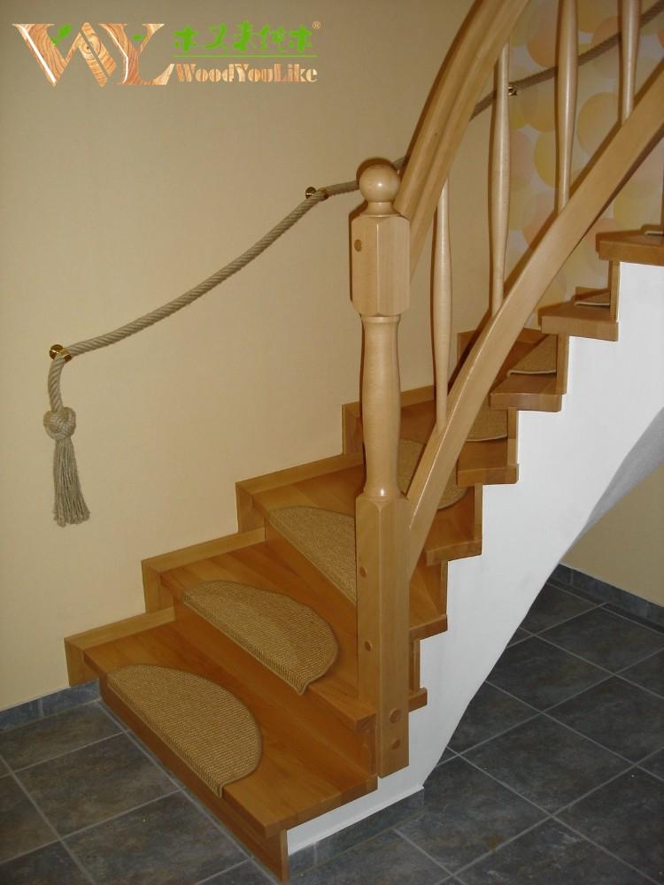 De madera de interior escalera de caracol precios piezas - Precio escaleras de madera ...
