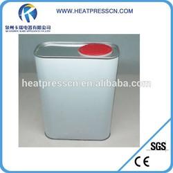Liquid sublimation coating for ceramic sublimation metarial