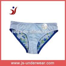 Hot sexy transparent panty girls pics, hot sexy girls flower printing panty photosJS-045,&JS-046,Accept OEM