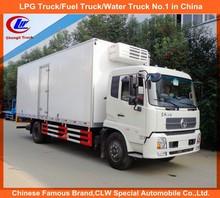 Heavy duty 180hp Refrigerated Van and truck in dubai